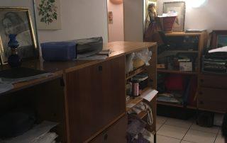 Avant aprÈs : un bureau vintage en sous sol oh! ma déco